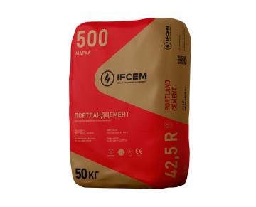 Цемент Ивано-Франковский ПЦ І-500Р-Н