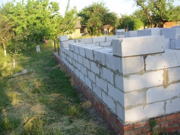 Газобетон стеновой UDK 600х200х300